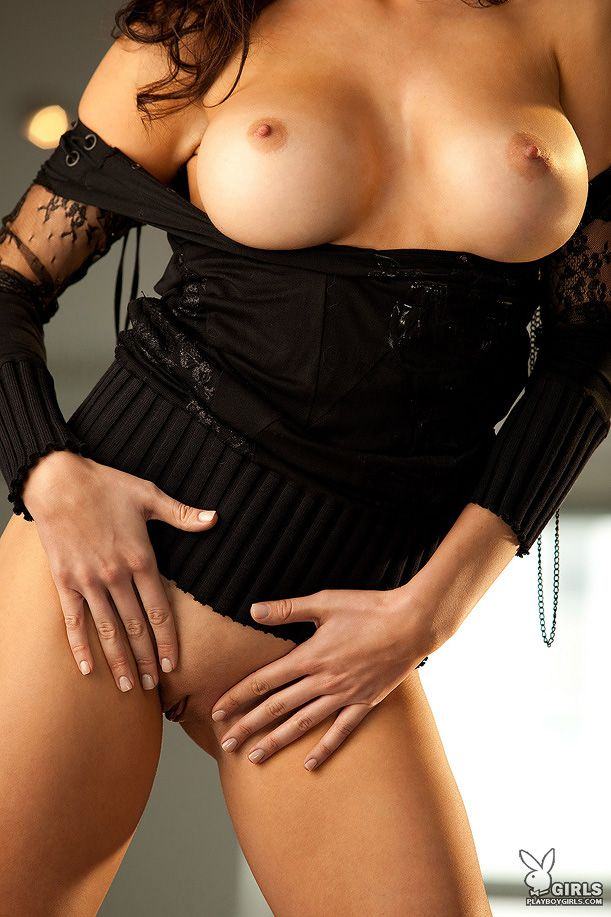 Мадам PlayBoy секс фото
