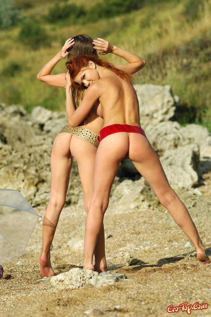 Подружки на берегу моря секс-фото секс фото