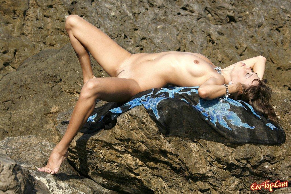 Сексуальная туристка эро фото
