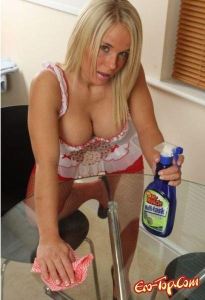 фото секси домохозяйка