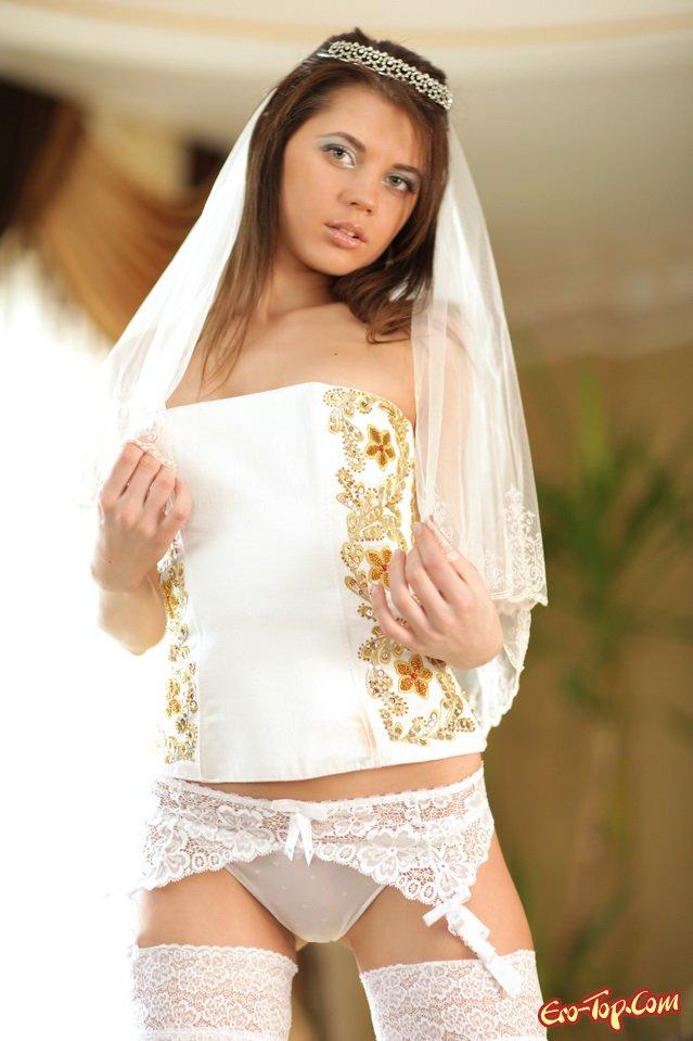 Голая невеста