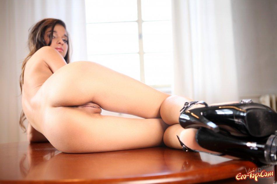 19-летняя бразильянка