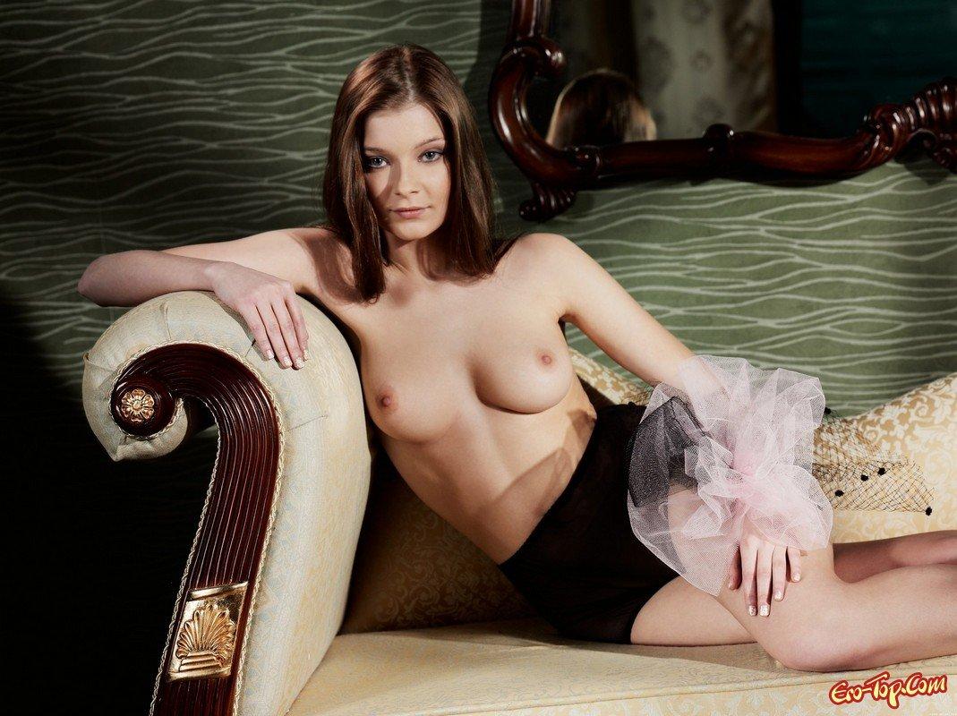 Девушка в сексуальном белье
