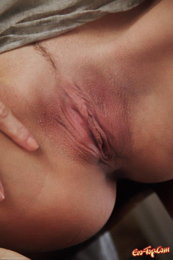 Показала киску секс фото