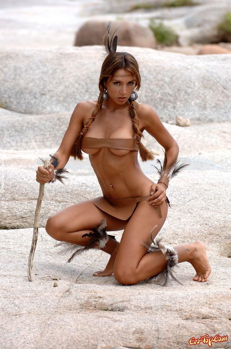 Индейцы эро