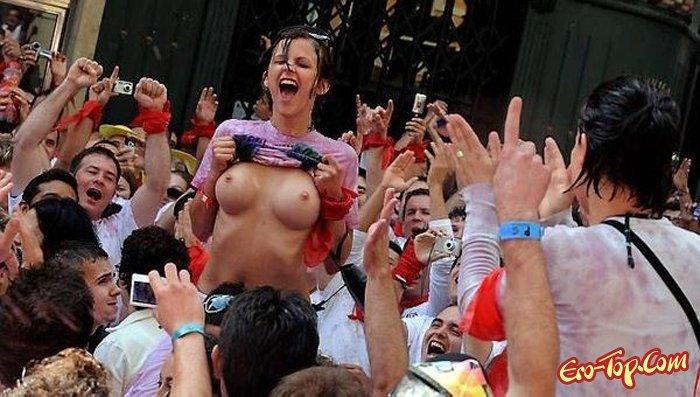фото секс в испании