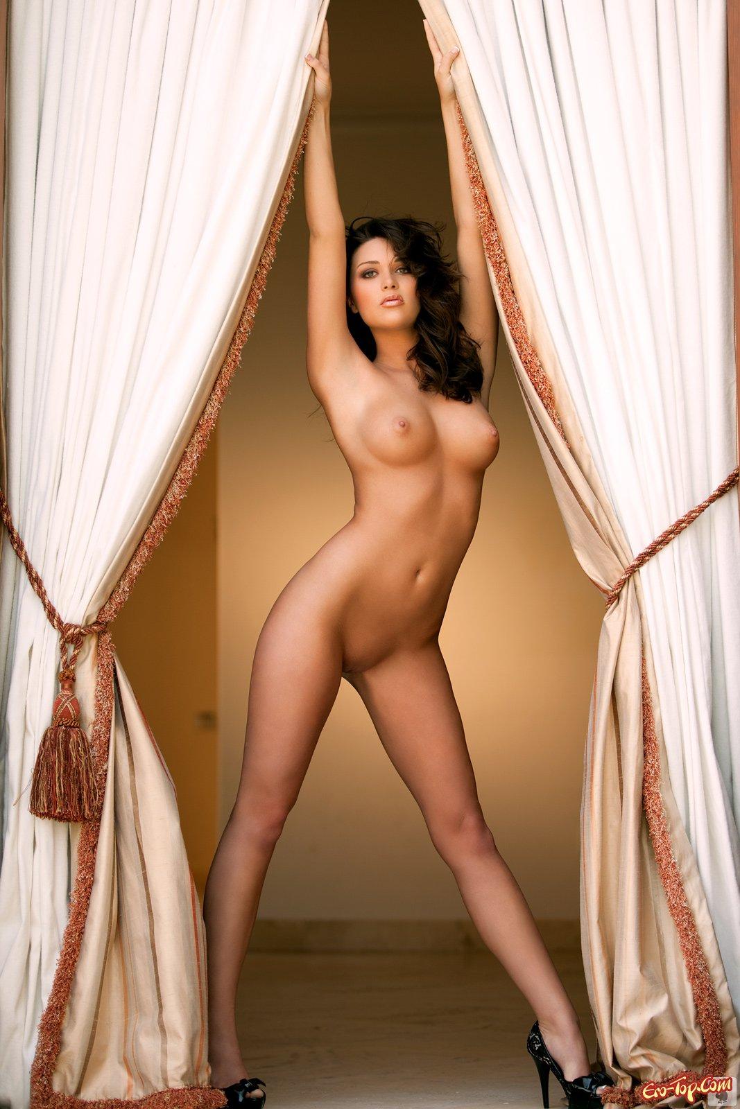 голые красивые модели девушки