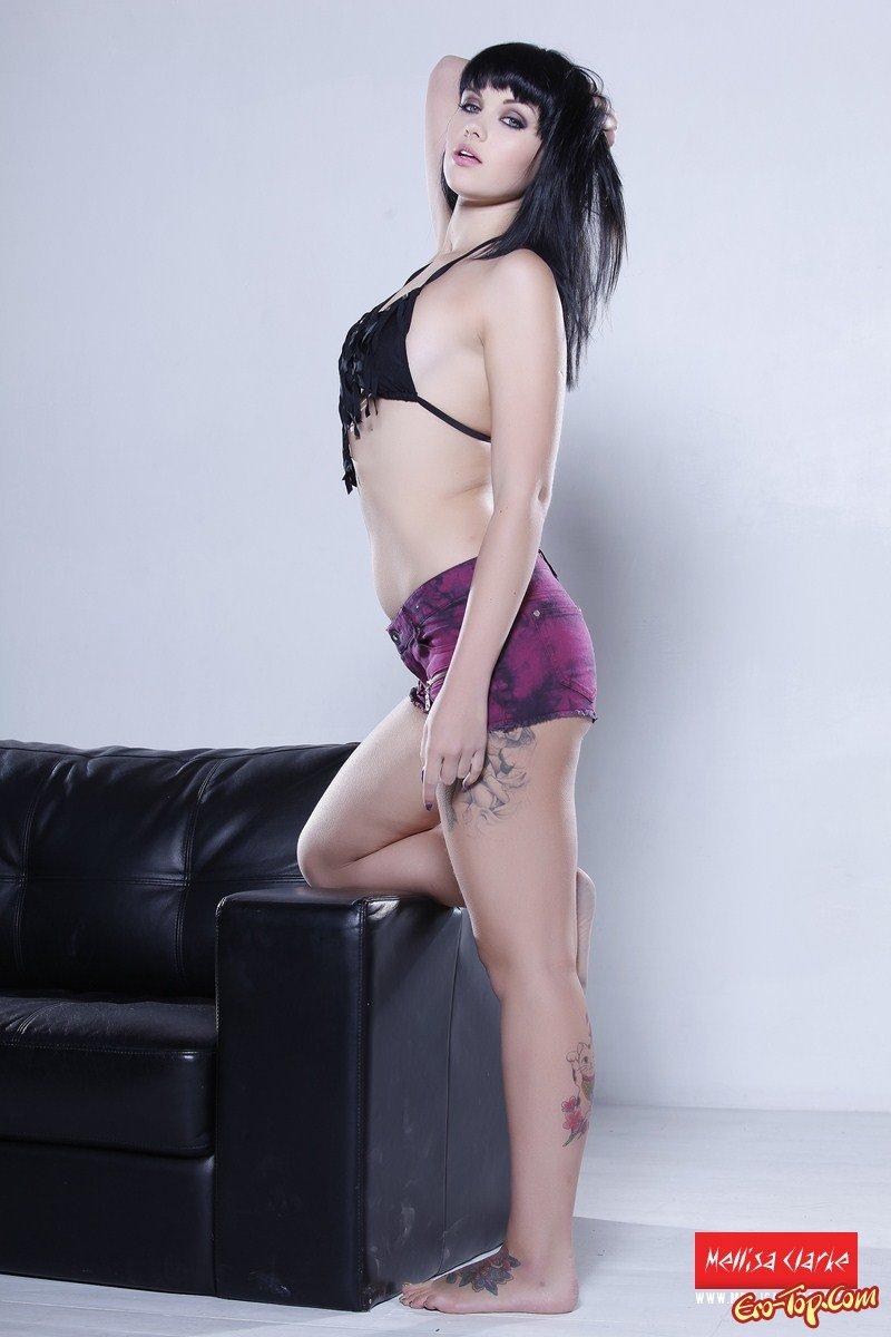 Красавица Mellisa Clarke