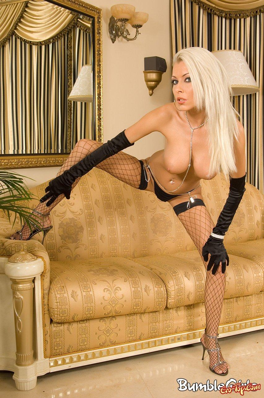 Раком блондинки смотреть 9 фотография