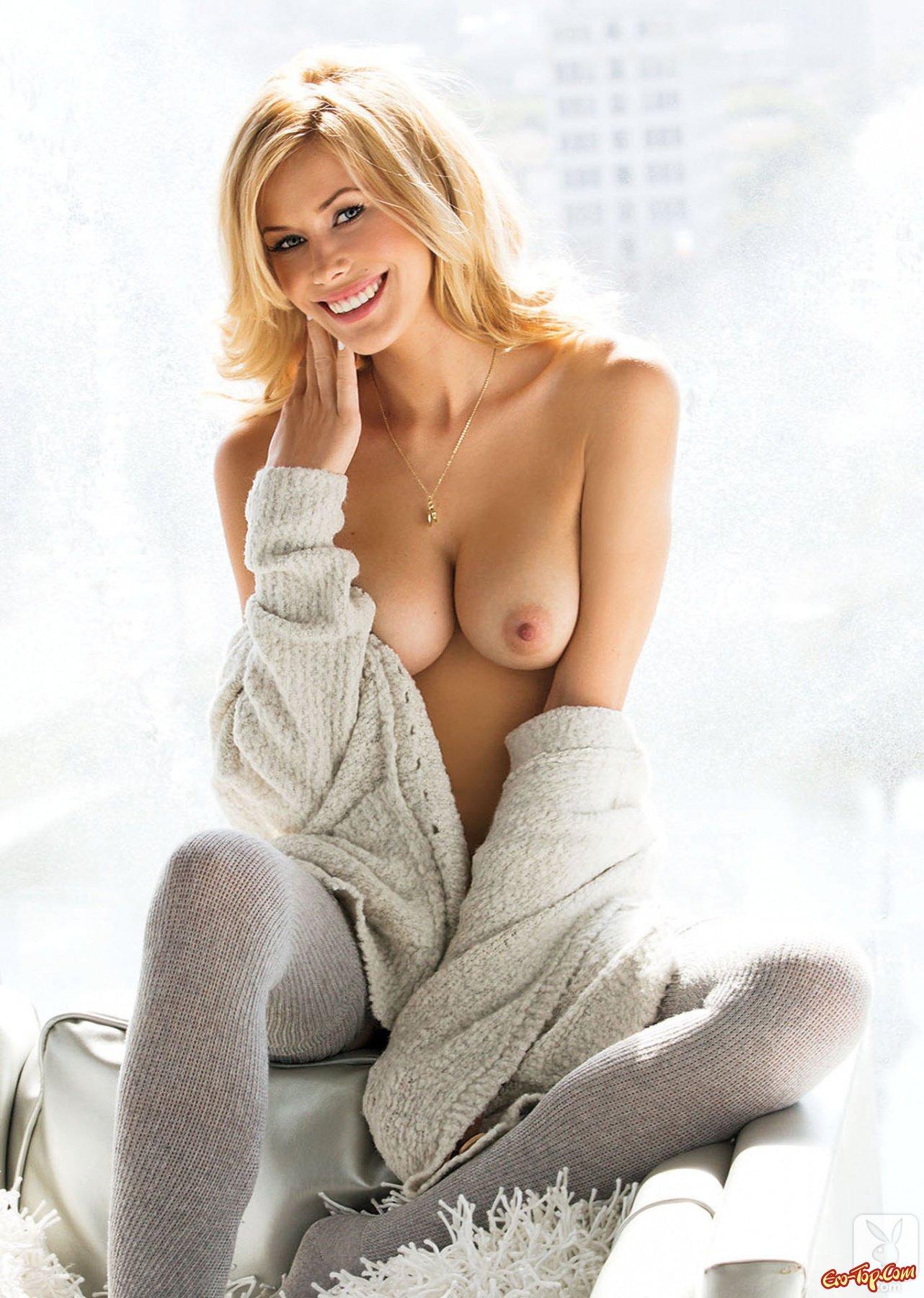 Огненная блондинка смотреть эротику