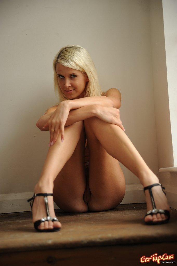 Большие сиськи блондинки