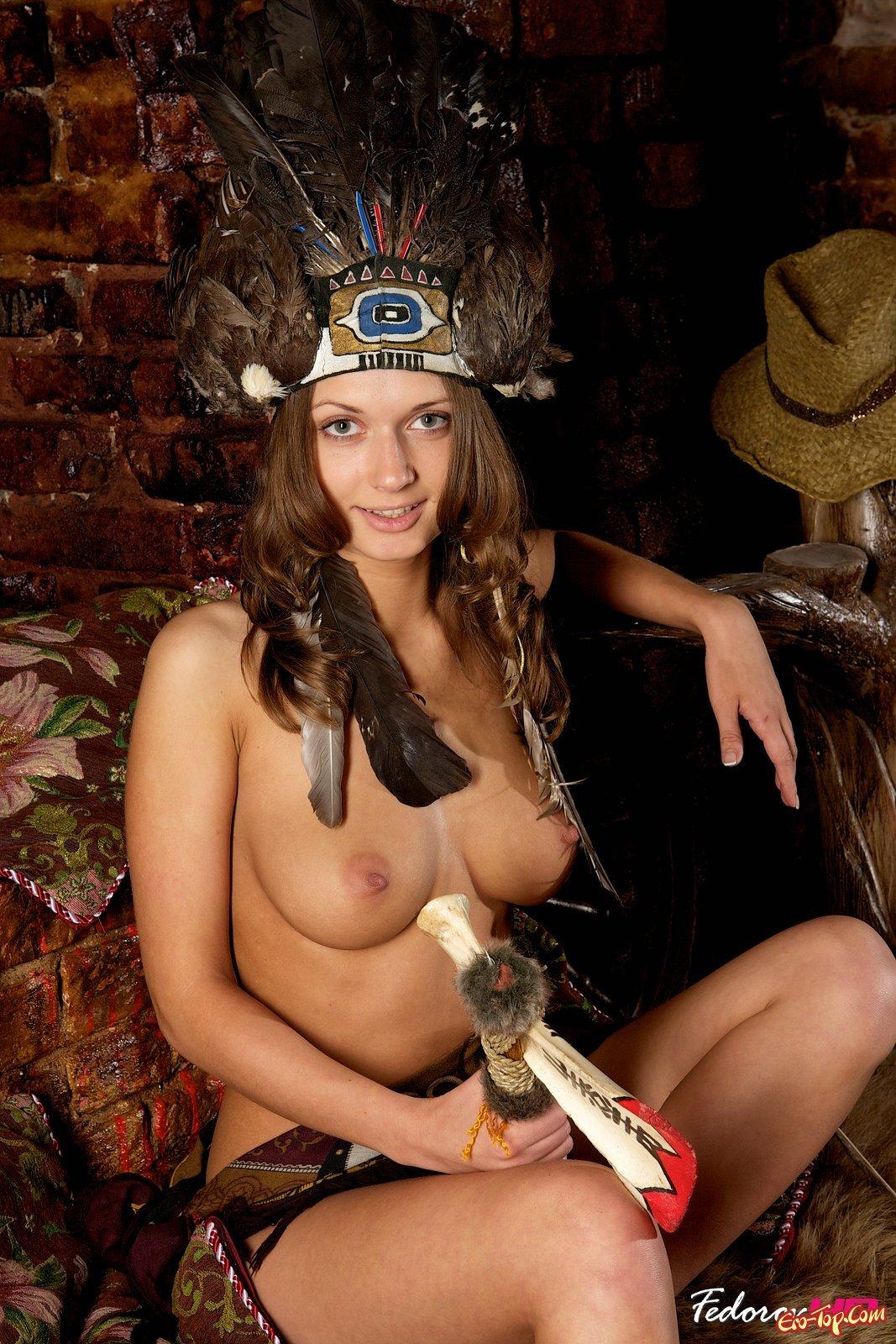 Фото голых девушек индейцев фото 590-195