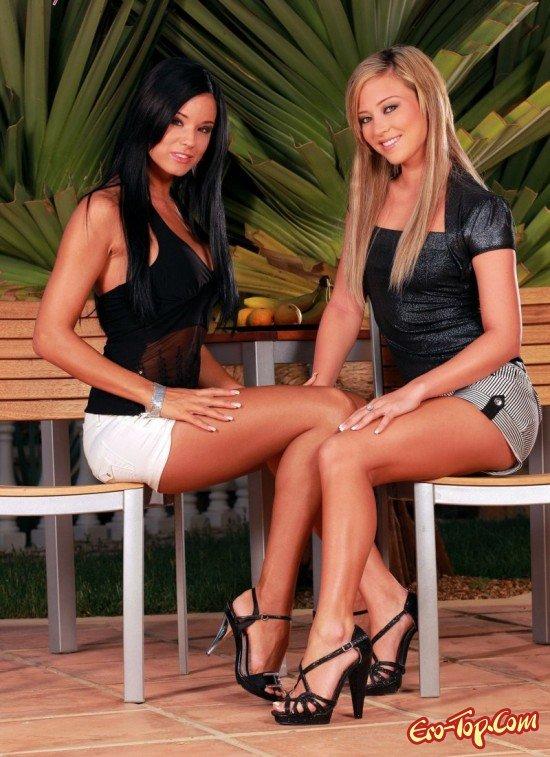 Две лесбиянки