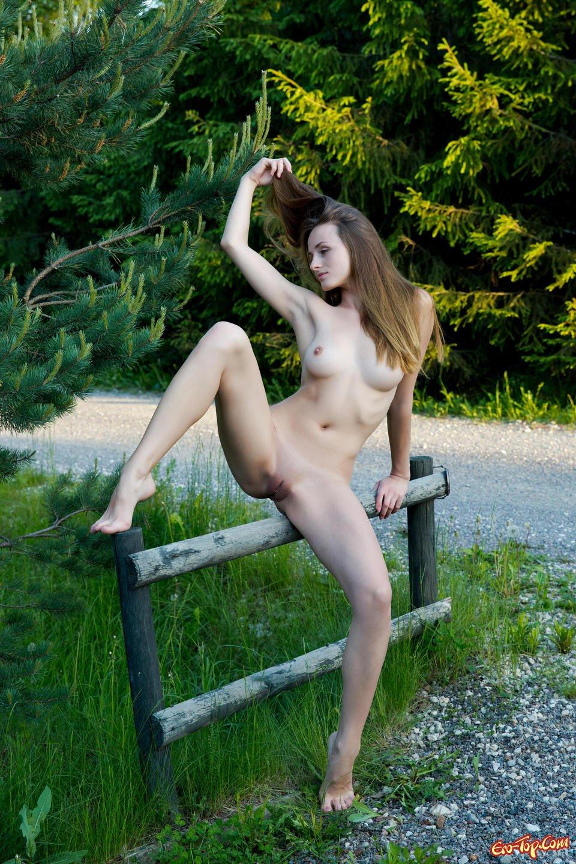 Красивое голое тело