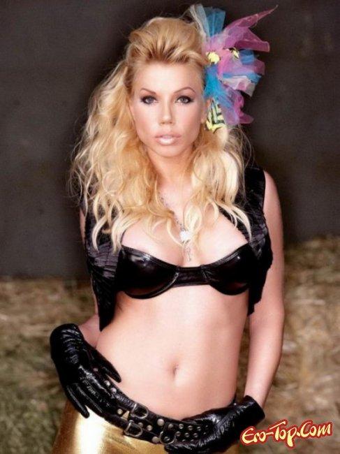фото блондинок с огромной грьюдю