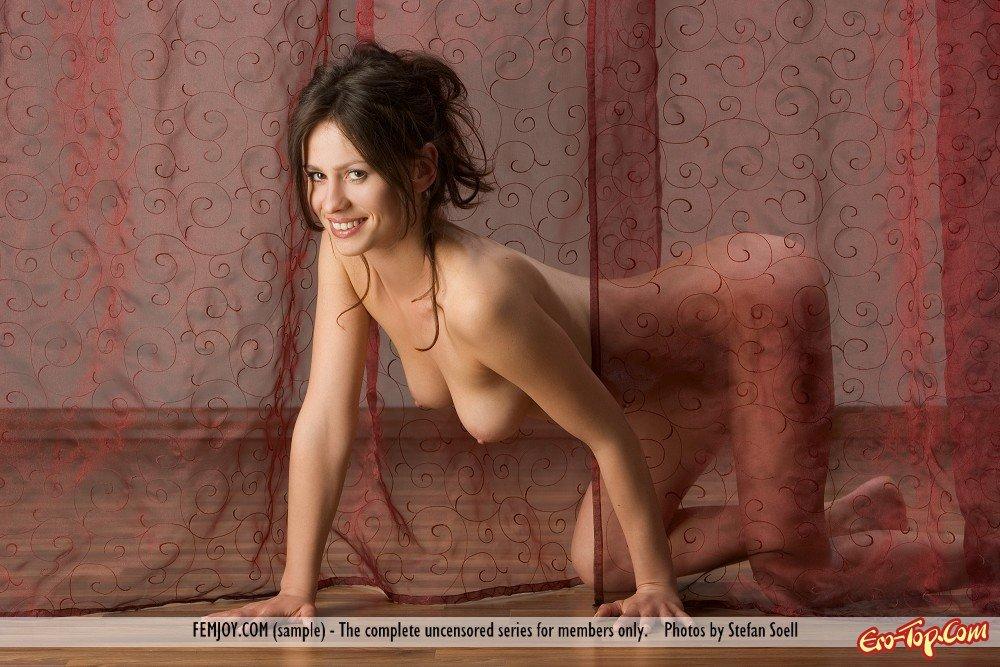 Прекрасная голая девушка