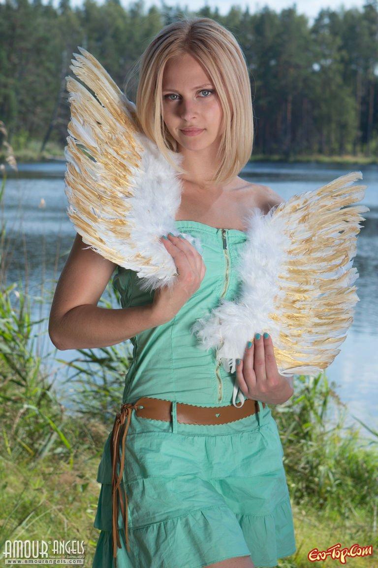крыльями ангела секс картинки