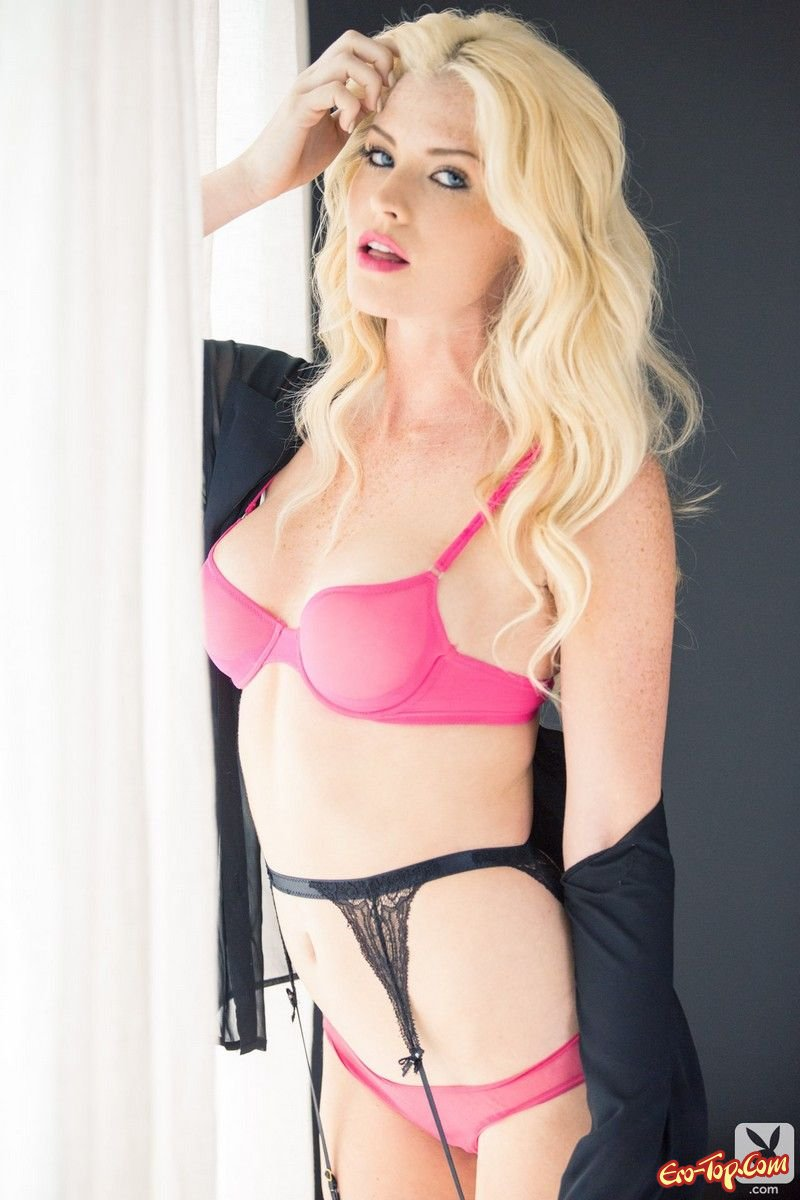 Ненасытная блондинка