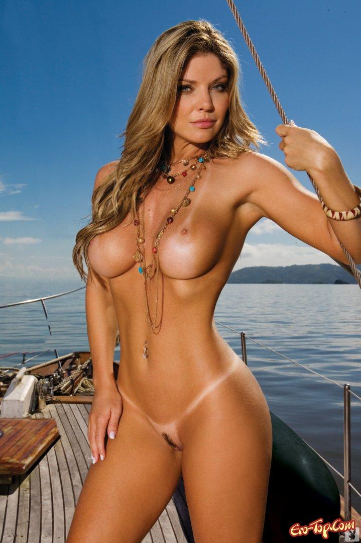 фото голых супермоделей журнала плейбой