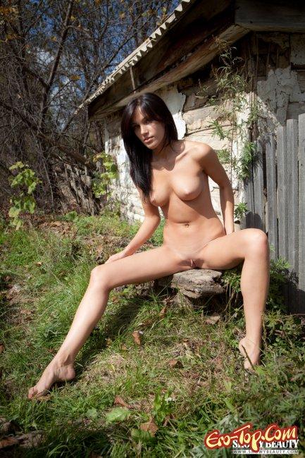 заброшенная деревня порно