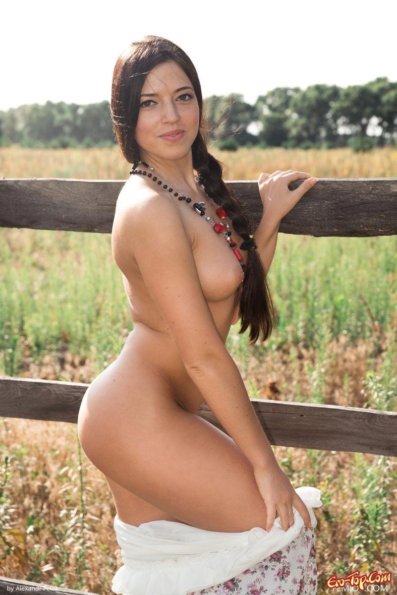 Деревенская писька секс фото