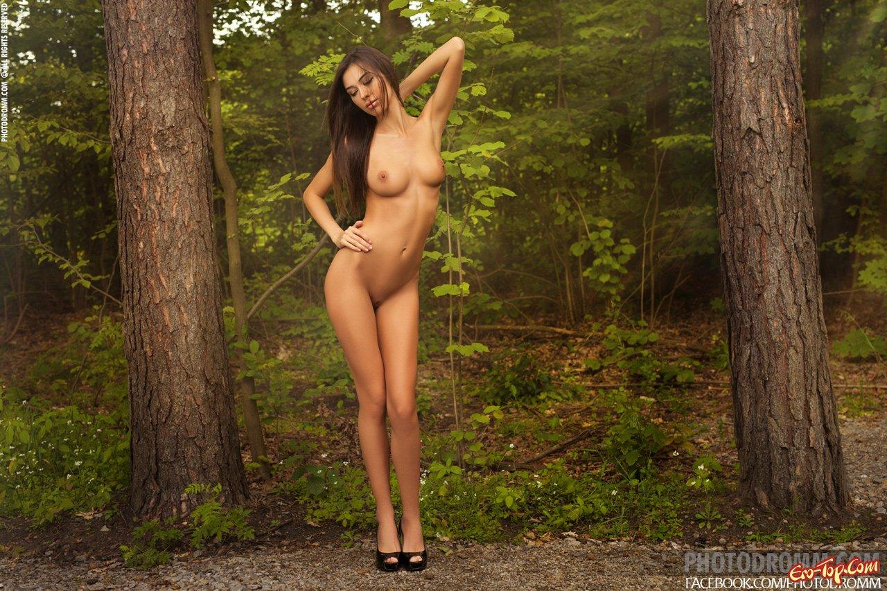 В Лесу Голые Девки Видео
