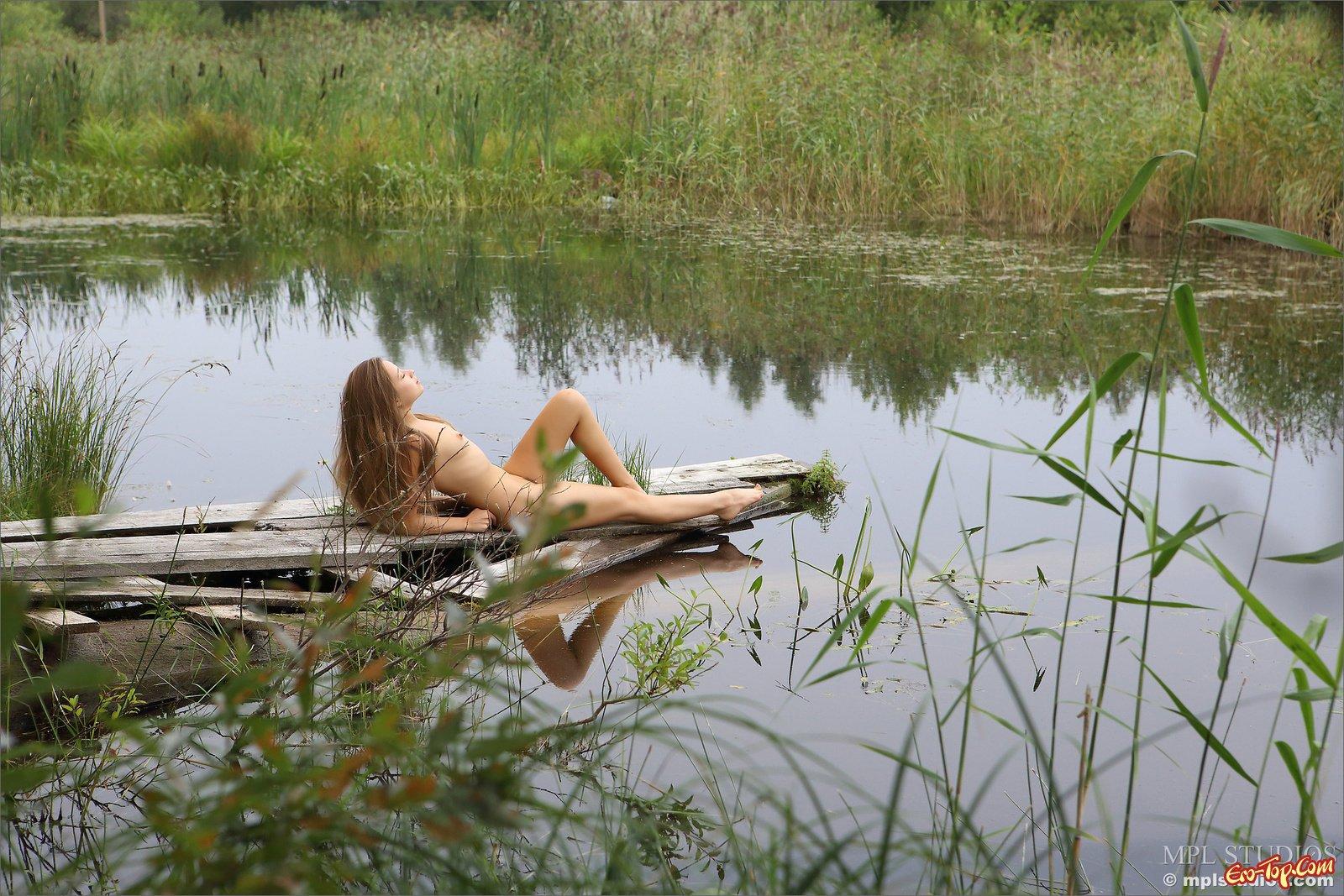 Красивая сельская эротика