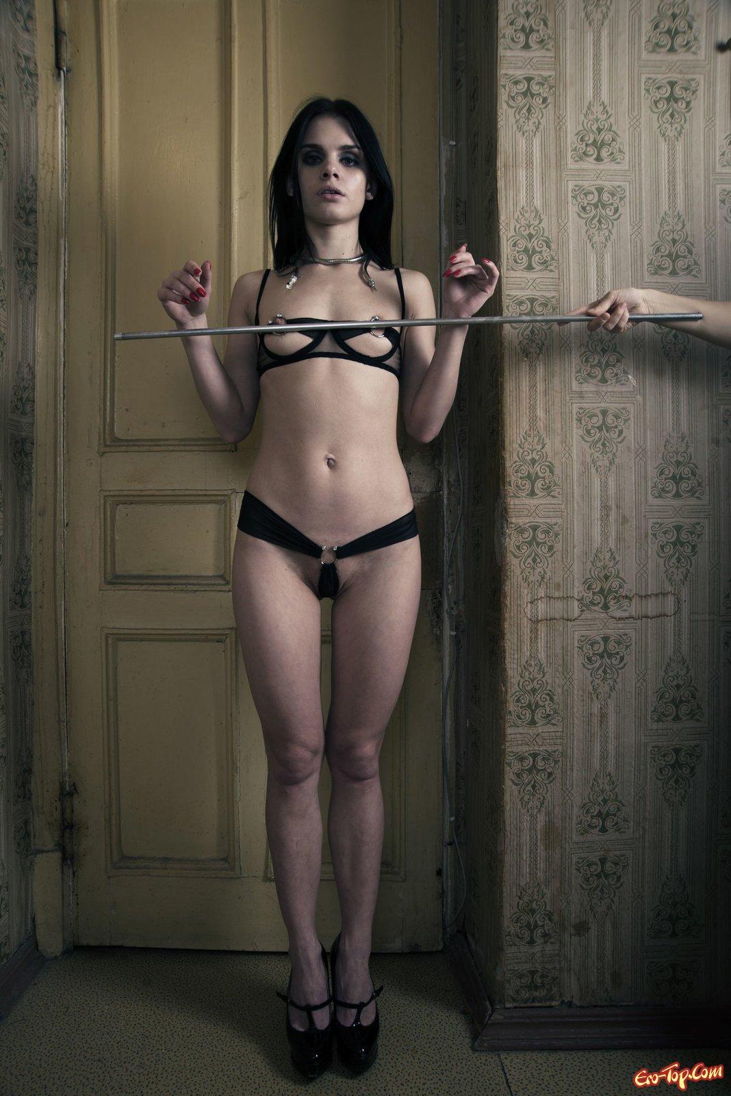 BDSM эротика в старой хрущёвке
