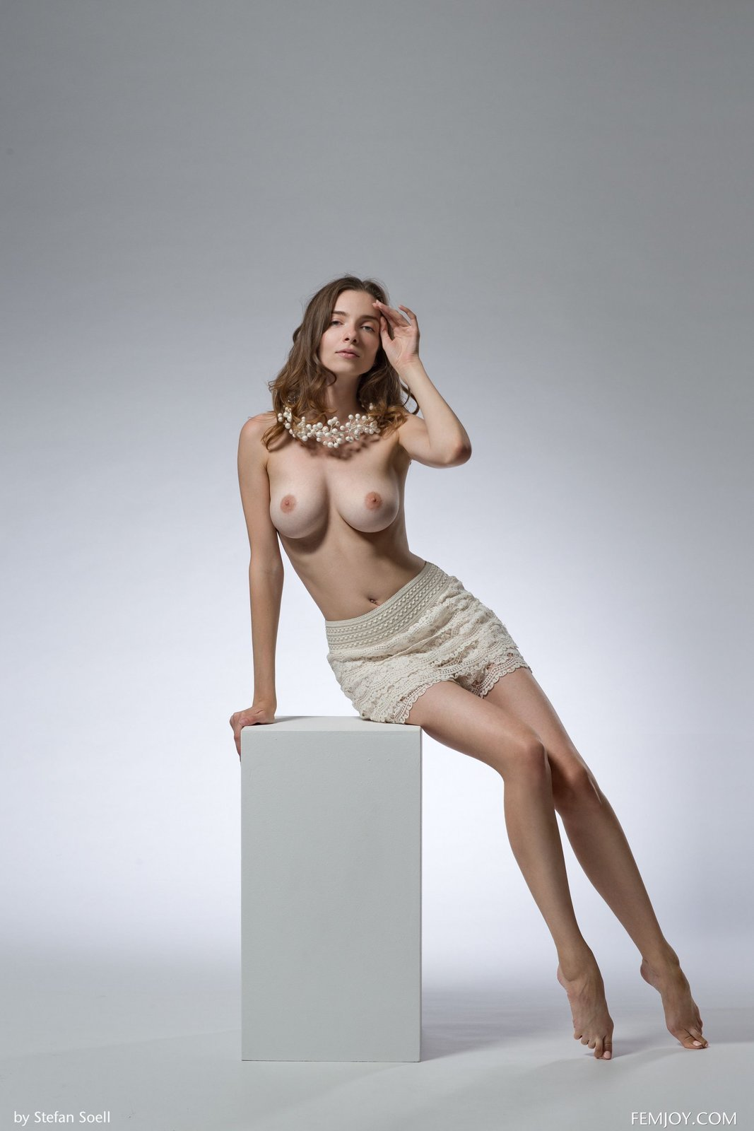 худая с большая грудью фото
